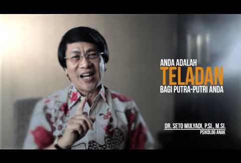 Dr. Seto Mulyadi Bicara Tentang Pengendalian Tembakau