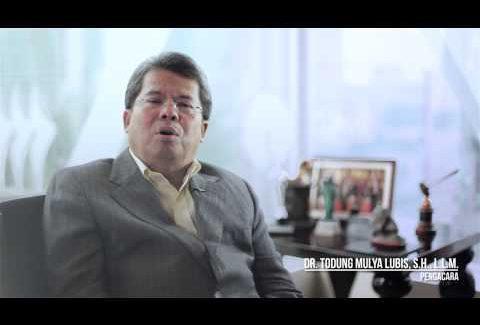 Dr. Todung Mulya Lubis Bicara Tentang Pengendalian Tembakau