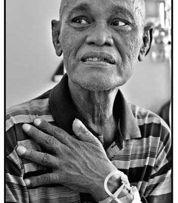 Taher Mangunsong – 59 tahun – SAYA INI PALING KUAT