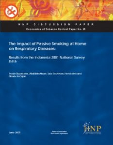 The Impact of Passive Smoking at Home