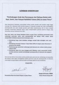 Deklarasi Kyai Jawa Timur