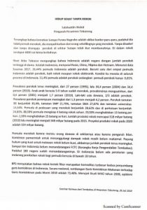 Pidato Gus Sholah Pertemuan Santri Kyai Fatayat NU untuk PT 20-Juli-2019