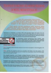 Factsheet Hotel KDM YLKI 2014