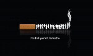 Asap Rokok Bunuh 600 Ribu Orang