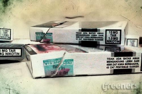 Pro Kontra Disahkannya RUU Tembakau Masuk Prolegnas 2015