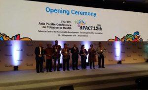 APACT 12th Mengancam Agenda Prioritas Nawa Cita dan Tujuan SDGs