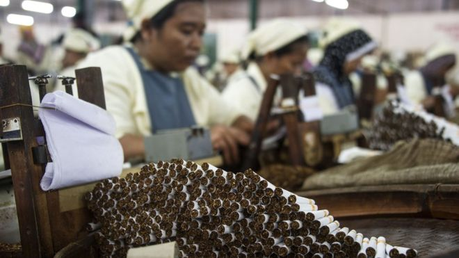 Presiden Joko Widodo didesak tolak RUU Pertembakauan dari DPR
