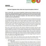 Merokok Tingkatkan Risiko Infeksi dan Perparah Komplikasi COVID-19