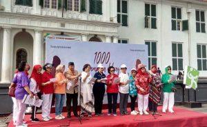 Rayakan Hari Kartini, 1000 Perempuan Nyatakan Setuju #RokokHarusMahal