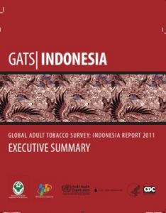 Executive Summary_GATS_Kemenkes_2011