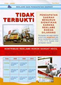 Factsheet_Reklame dan Pendapatan Daerah_TCSC IAKMI_2010