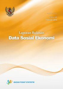 Laporan_Data Sosial Ekonomi Feb 2016_Susenas BPS_2016
