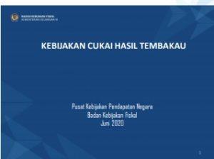 Paparan_Kebijakan CHT_BKF_2020