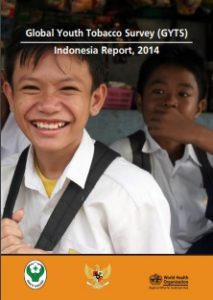 Survei_Global Youth Tobacco Survey_2014