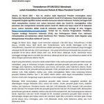 Amandemen PP109/2012 Mendesak untuk Kendalikan Konsumsi Rokok di Masa Pandemi Covid-19