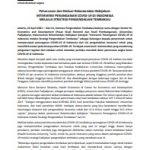 Peluncuran dan Diskusi Rekomendasi Kebijakan: INTERVENSI PENANGANAN COVID-19 DI INDONESIA MELALUI STRATEGI PENGENDALIAN TEMBAKAU