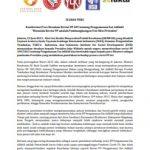 """Konferensi Pers Desakan Revisi PP109 tentang Pengamanan Zat Adiktif: """"Menolak Revisi PP adalah Pembangkangan Visi Misi Presiden"""""""