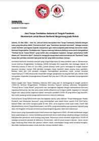 Siaran Pers HTTS 2021_Komnas PT Momentum untuk Berani Berhenti Bergantung pada Rokok