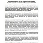 Ikatan Dokter Indonesia (IDI) dan Organisasi Profesi Kesehatan Mendukung Presiden Selesaikan Revisi PP Pengamanan Zat Adiktif